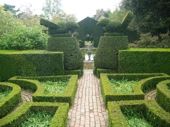 Hidcote Gardens, nr Chipping Campden, Cotswolds