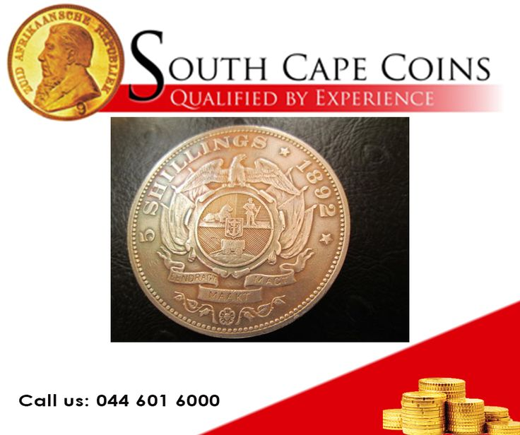 1892 ZAR Crown D/S XF 45 Call us for more info: 044 601 6000 or Visit our website: besociable.link/yU #coins, #investment, #rarecoins