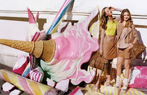 Mulberry SS12 ad