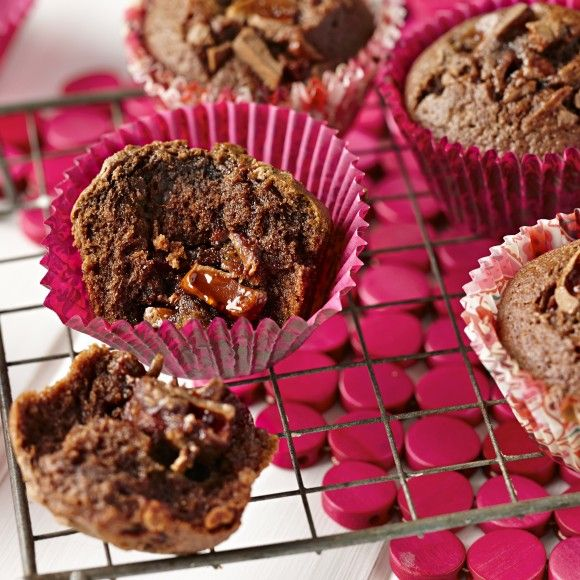CADBURY Turkish Delight Muffins