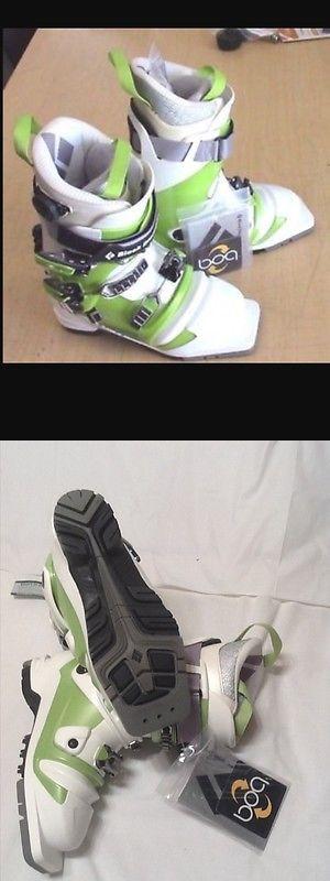 Telemarking 62214: Women S Telemark Ski Boots 23.5 Make: Black Diamond Model: Trance -> BUY IT NOW ONLY: $122 on eBay!
