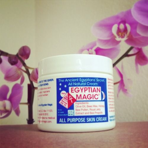 Egyptian Magic Skin Cream. A cult-favorite, 100 percent natural balm. It's made with just six powerhouse ingredients, including olive oil, b...