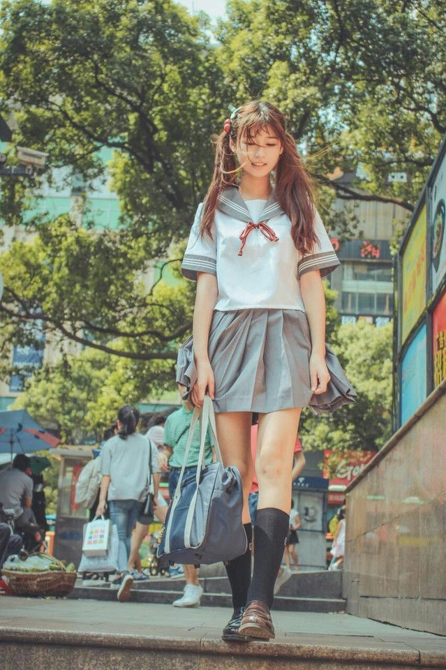 Hello everyone, Welcome . I'm a big fan of Japan. This tumblr is just about Japanese school uniforms...