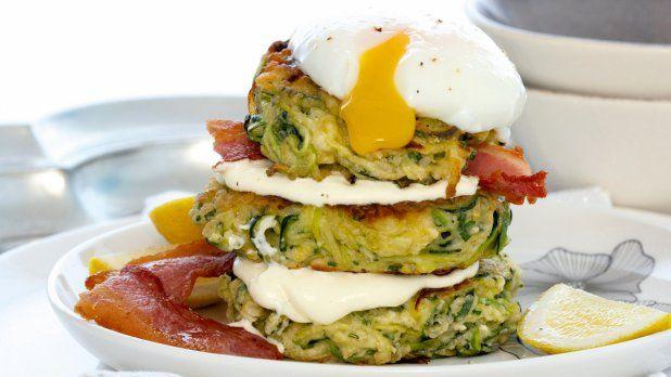 Obdoba oblíbených bramboráků je ideální jako lehká večeře nebo luxusní snídaně do postele.