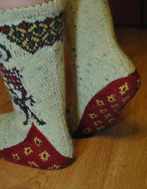 Ravelry: ekaterina-kap's Bilbo Baggins' Socks