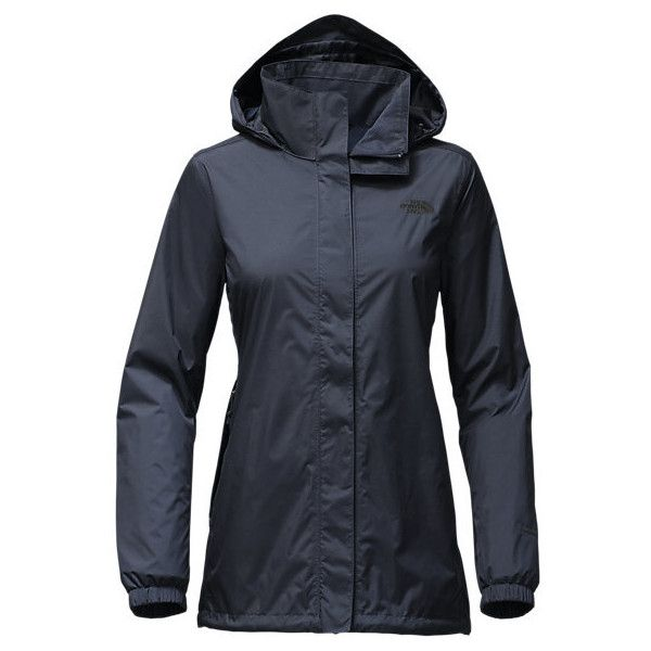 The North Face Women's Resolve Parka Coat ($110) ❤ liked on Polyvore featuring outerwear, coats, the north face parka, water proof coat, waterproof parkas, the north face® coats and parka coat