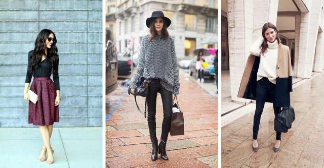 14 pomysłów na jesienną stylizację. Bądź modna!