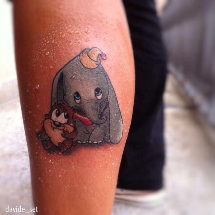 Dumbo Taz by Davide Set from Italy