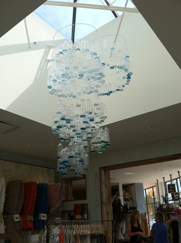 17 Best Images About Water Bottle Chandeliers On Pinterest