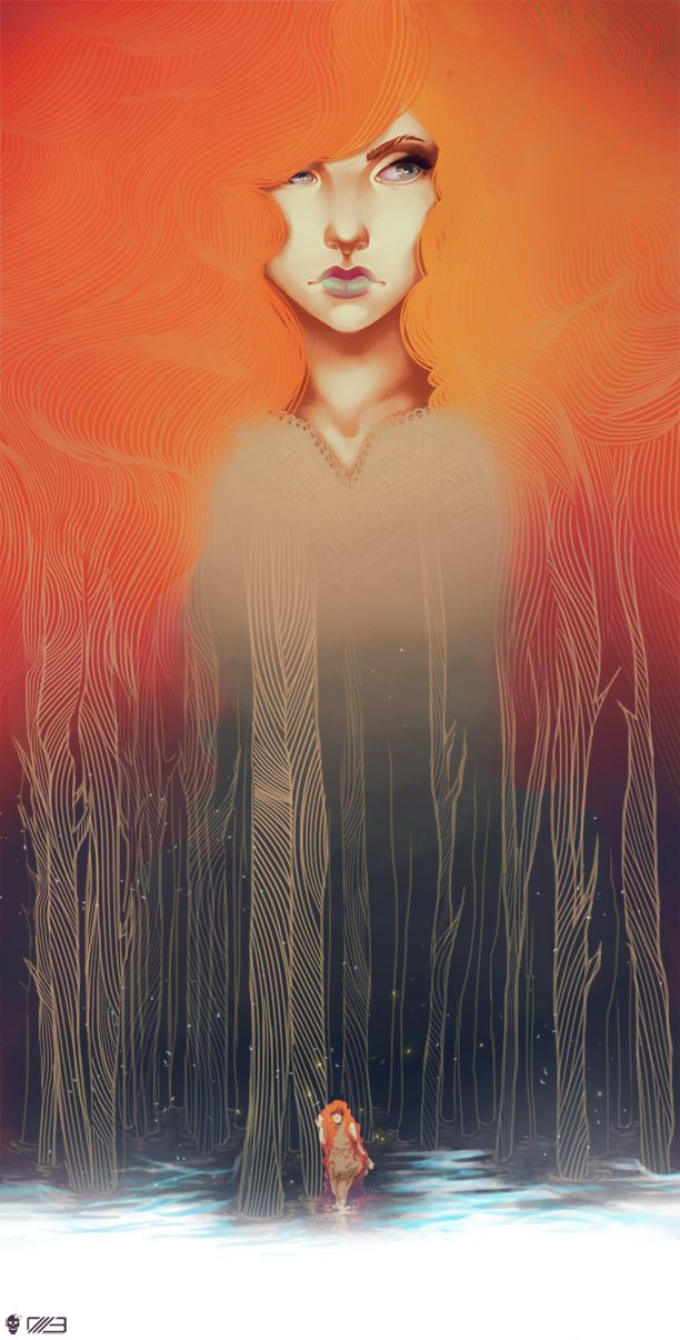 Lost within ones own self. (Slashthree World Exhibition III)