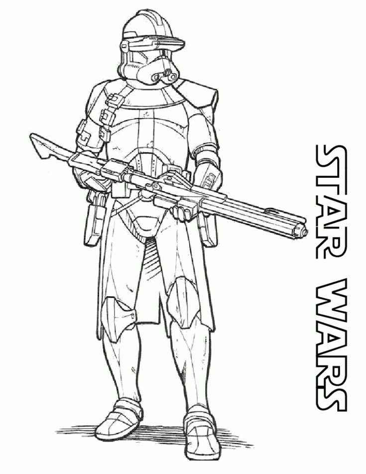 105 best coloring star wars images on Pinterest Coloring pages