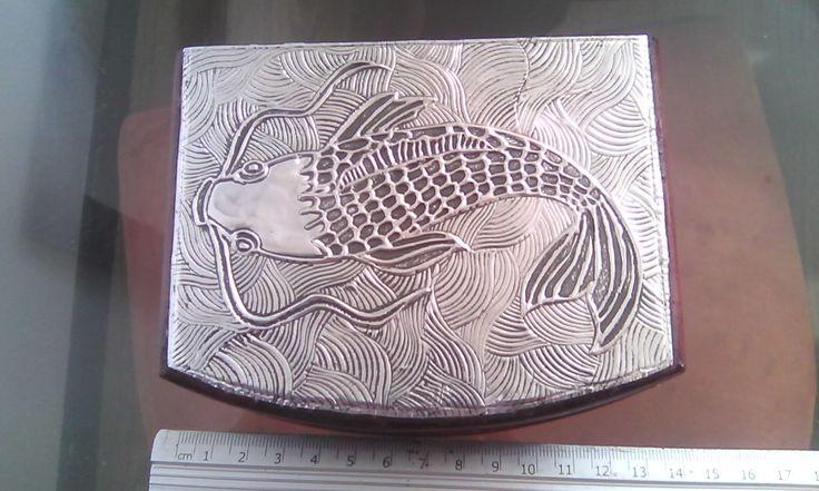 Tarjetero pez