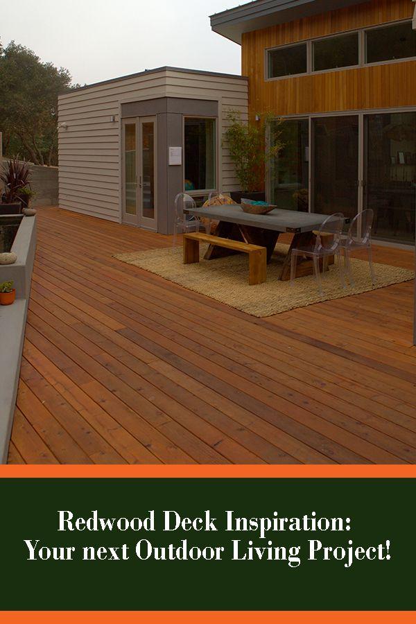 Redwood Patio Furniture Home Depot: 48 Best Redwood Decks Images On Pinterest