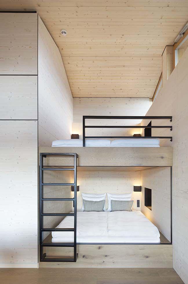 Alpine Chalets by Landau+Kindelbacher Architekten Innenarchitekten