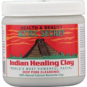 Aztec Secret Bentonite Clay.