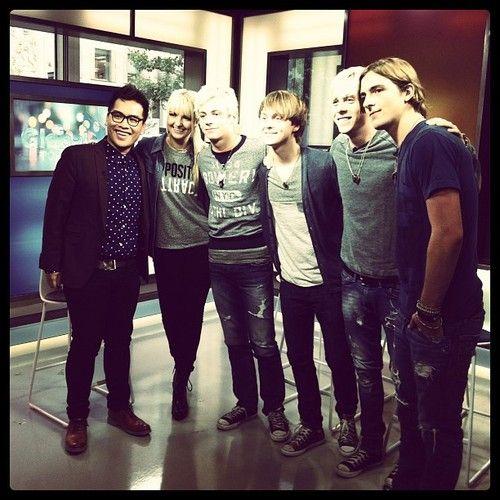 r5 entrevista | R5:Show no Big Ticket Summer em Toronto,Canadá + Entrevista e ...