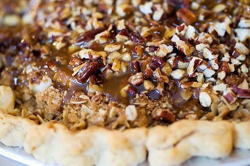 Okay, we've made the crust and finished our Christmas shopping, and now it's time to make the pie! I have lots of pies to share with you in the future, but among my very favorites is this absolutel...