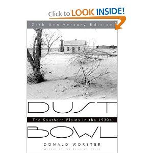 dust bowl donald worster thesis 1 donald worster, the dust bowl: the southern plains in the 1930s, 25th anniversary edition, (new york: oxford university press, 2004), p 4 2 geoff cunfer, causes of the dust bowl, in anne kelly knowles, editor, past time, past place: gis for history, (redlands, california: esri press, 2002), p 101.