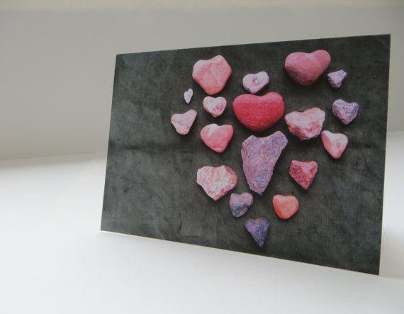Big Heart of Heart Rocks Photograph Green by LoveRockResidue, $3.50
