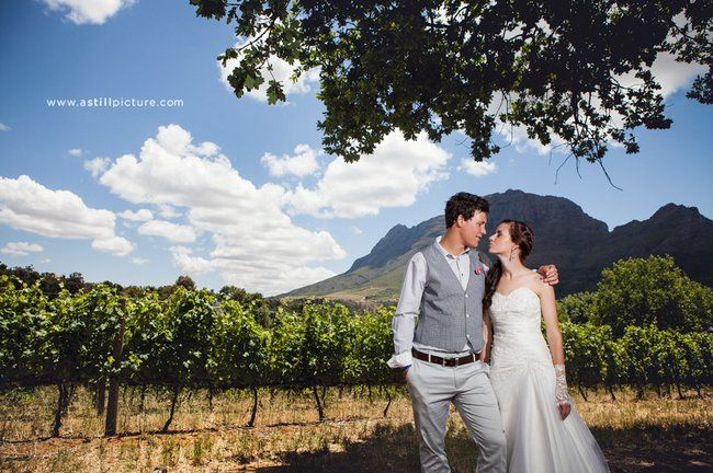 Outdoor Celebration of Love & Colour {Winelands Wedding} | Confetti Daydreams - Real bride captured by A Still Picture Photography at Le Pommier Wine Estate Wedding Venue, Helshoogte Pas, Cape Town ♥  ♥  ♥ LIKE US ON FB: www.facebook.com/confettidaydreams  ♥  ♥  ♥