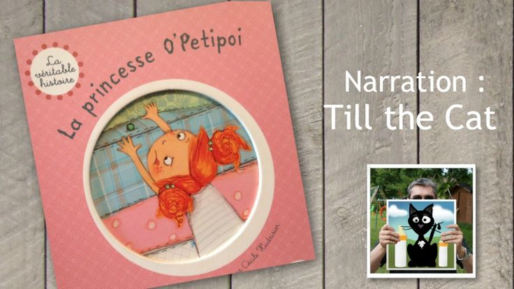 Listen to the French narrated story La Princesse O'Petipoi