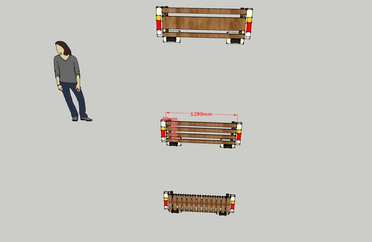 After seeing something similar, i started working on a new wooden tailgate design.