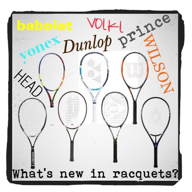 """""""Latest Tennis Racquets Summer 2017"""" by tennisexpress"""