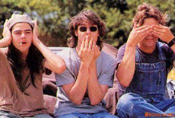 Dazed And Confused. Love this movie!!