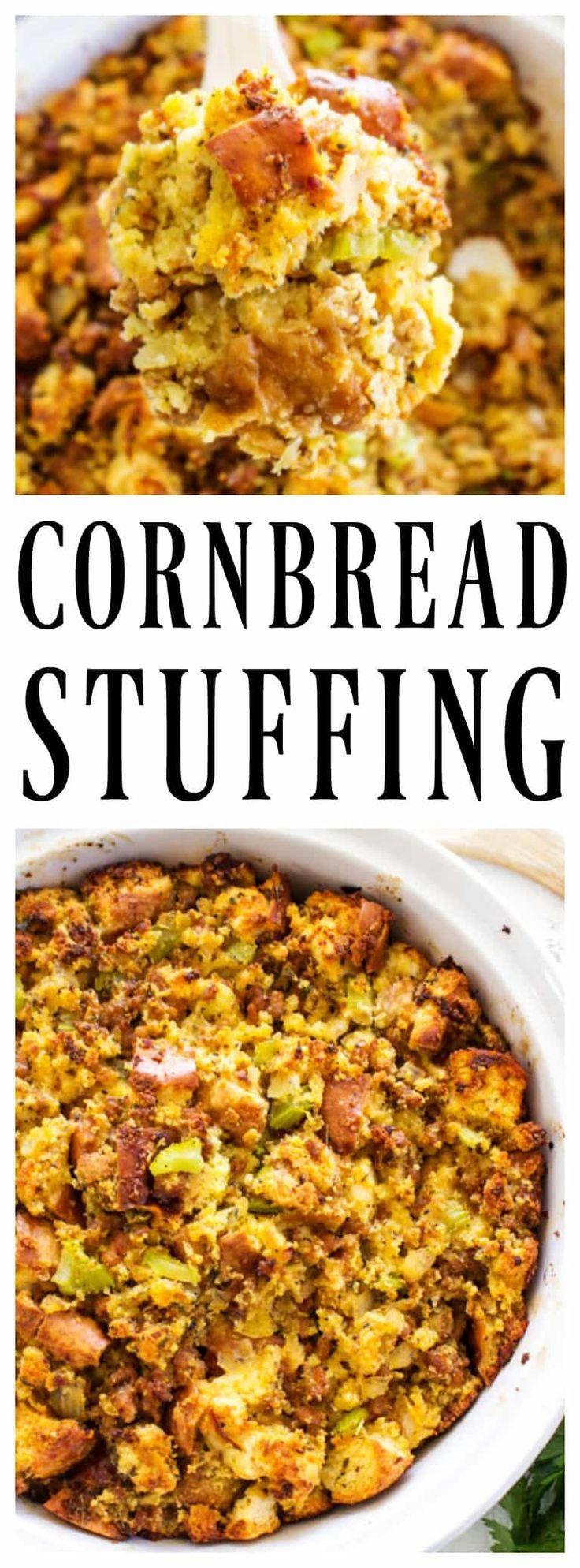 Best 25+ Cornbread stuffing ideas on Pinterest | Corn ...