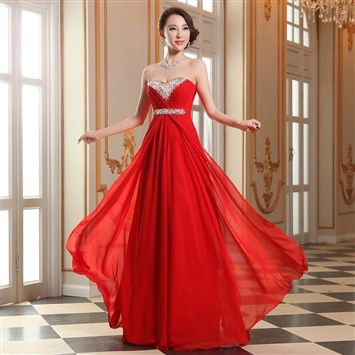 Red Gown (coupon code 3offpin)