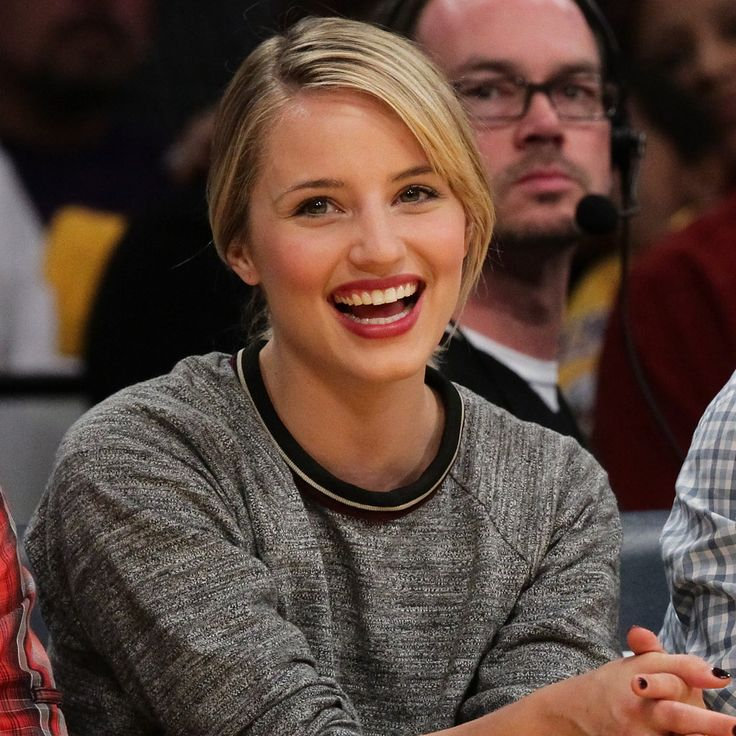 Dianna Agron. Natural beauty.