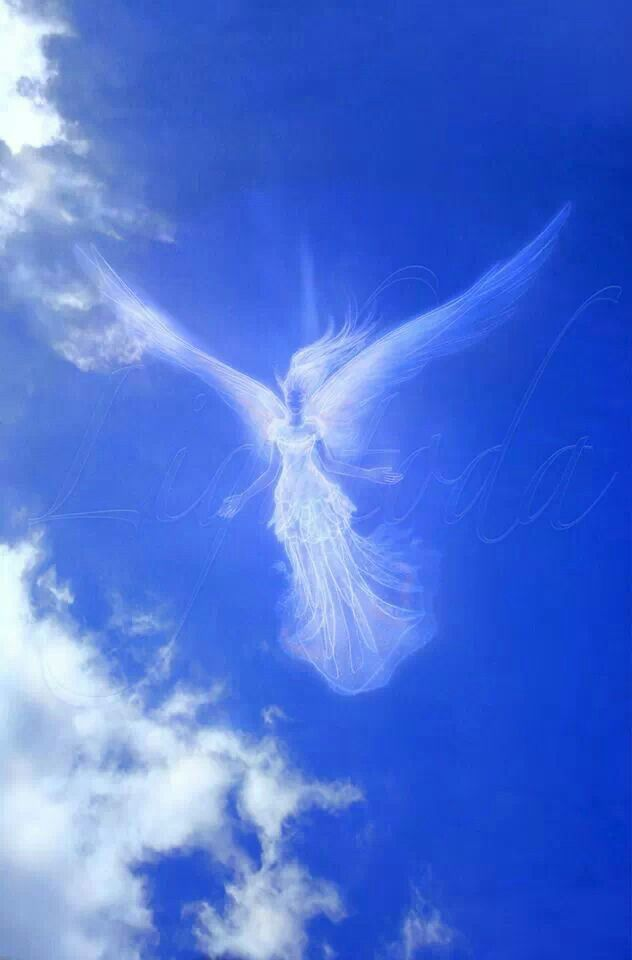 I am your Guardian Angel. I am a part of you. I am here to guide you, love you and protect you. You need not hide you feelings from me, for they are my feelings also Michelle Gordon