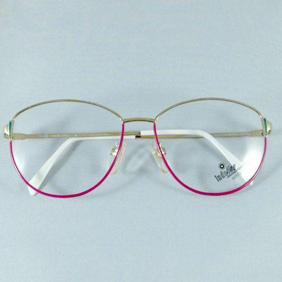 1970's Women's Vintage Eyewear Frames Spectacles/Glasses