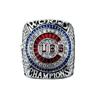 Sports Fan Store: Chicago Cubs MLB Baseball 2016 world series Ring B...