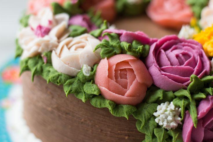 Секретный крем для малазийских цветов - подробный рецепт с пошаговыми фото, МК по созданию малазийских тортов - только здесь! Спешите узнать первыми!