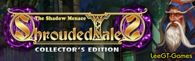LeeGT-Games: Shrouded Tales 3: The Shadow Menace Collector's Ed...