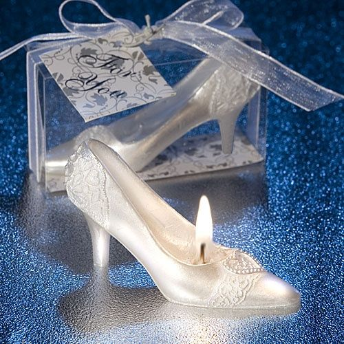 Table favors for cinderella wedding or quince
