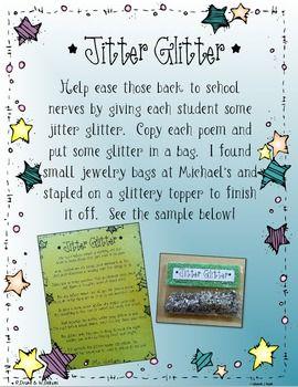JITTER GLITTER - TeachersPayTeachers.com                              …