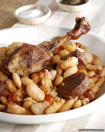 Cassoulet   Top 20 des meilleures recettes de plats traditionnels français