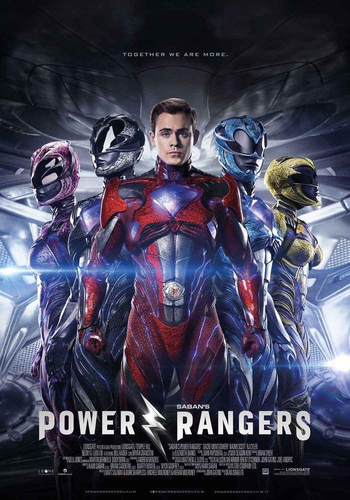Power Rangers (DVD Nuovo)
