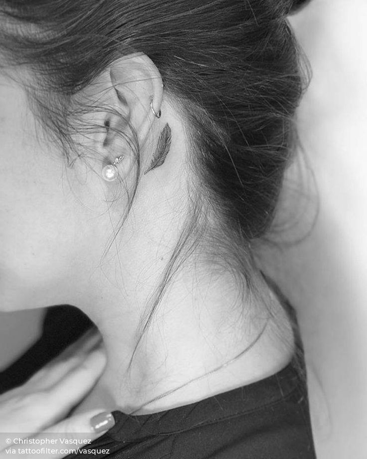 33++ Amazing Small cover up tattoos behind the ear ideas