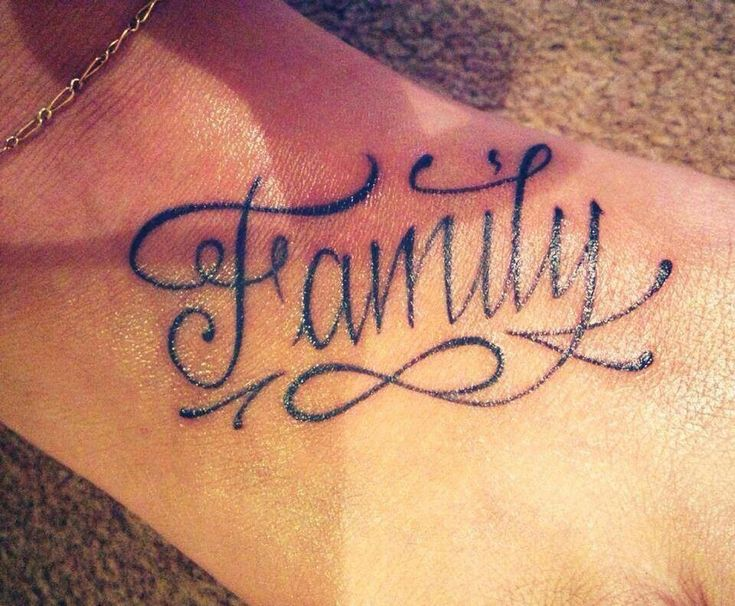 30 Best Family First Tattoo Images On Pinterest