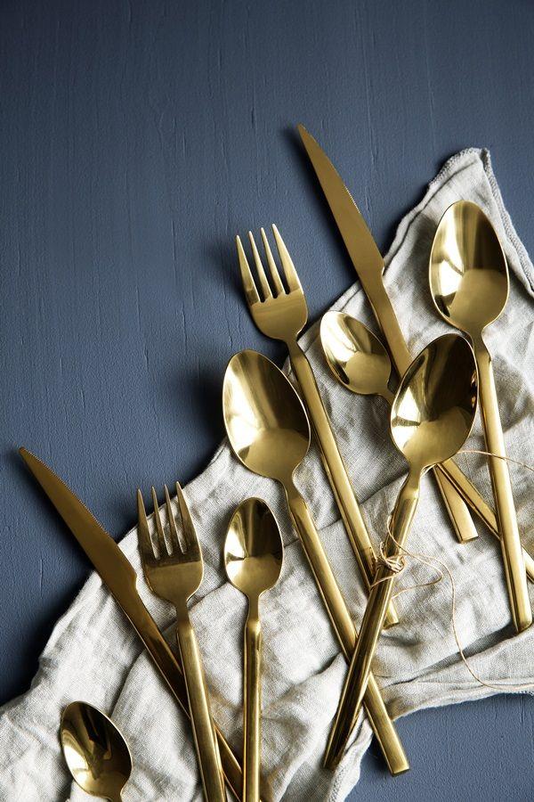 29 best Essen images on Pinterest Essen, Kitchens and Copper kitchen - edles geschirr besteck porzellan silber