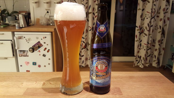 Day 21:Monday again.Am in Christmas mode now, so slept in until 1030.That was a little unexpected, to be honest…Then it was time for some shoppingWith that done, back home for one of the beers I picked up.The Beer:Schneeweisse from Erdinger Weissbrau of Erding, Germany.You can't really go wrong with an Erdinger hefeweizen, and this Christmas edition is no exception – lovely.