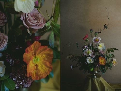 Flowers by Primula Floral Styling, photo by Angie Ferro
