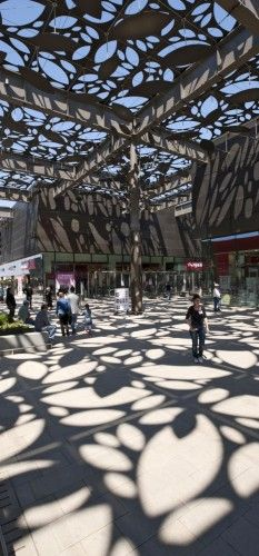 Asmacati Shopping Center, Tabanlioglu Architects