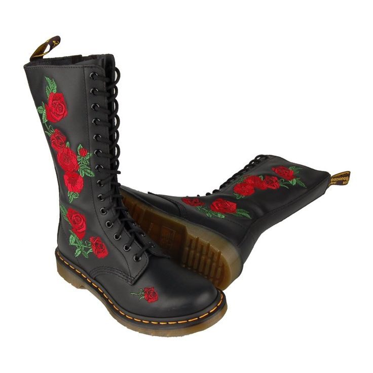 Dr. Martens Vonda black softy - 5266