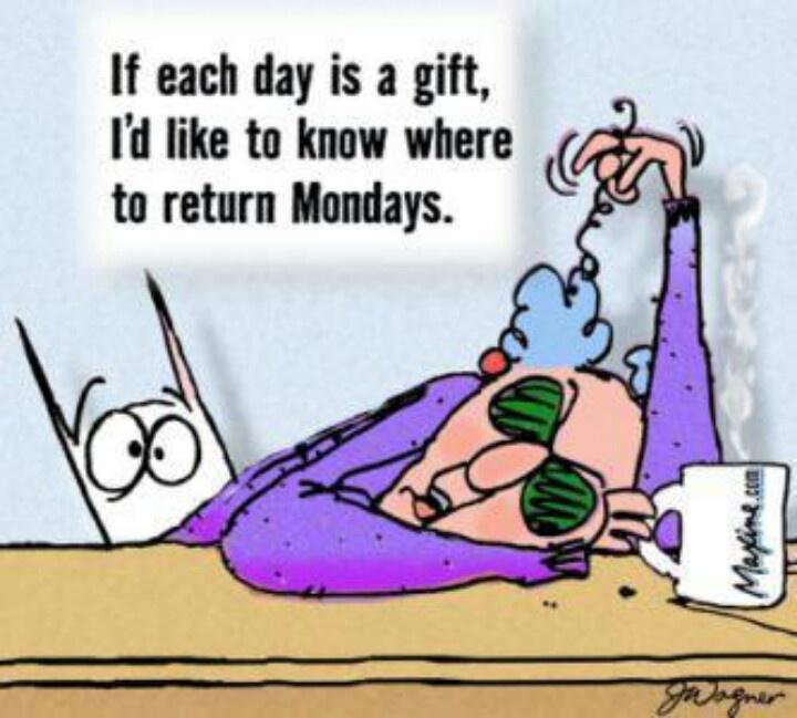 Ugh Quotes: I Hate Mondays!
