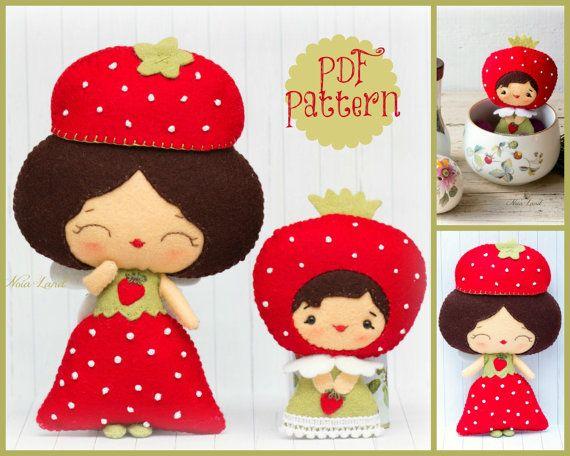 He encontrado este interesante anuncio de Etsy en https://www.etsy.com/es/listing/170146260/pdf-pattern-strawberry-fairies-doll