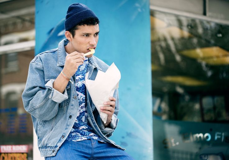 The Blue Trend > http://tpmn.co/1uhoxQr #Blue #Menswear # Topman #Style
